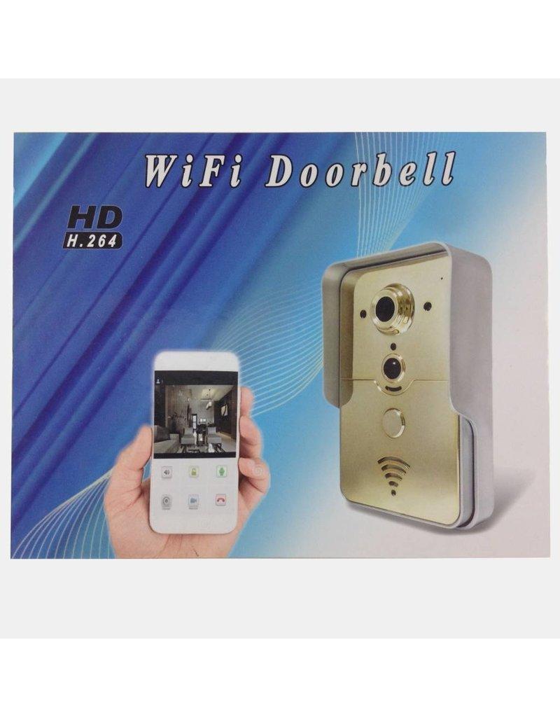 Gadget Dojo WiFi Draadloze Deurbel HD Camera