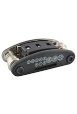 Gadget Dojo Multitool Fahrrad-Reparatur-Toolkit 16-teilig - Rennrad Mountainbike