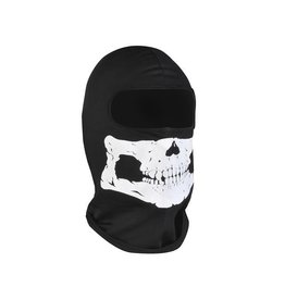 Gadget Dojo Bivakmuts Ski Muts Skull - Muts met schedel print