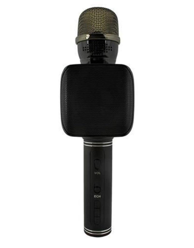Gadget Dojo Magic Karaoke Mikrofon Wireless mit Lautsprecher Bluetooth