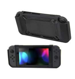Gadget Dojo Hard Cover fuer Nintendo Switch - Rubber Touch
