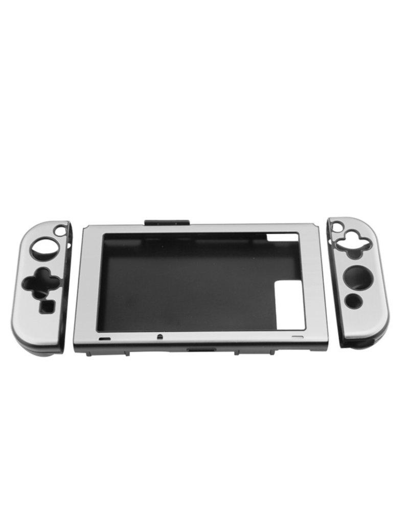 Gadget Dojo Aluminium Case Cover voor Switch Console en Joy Cons - Beschermhoes