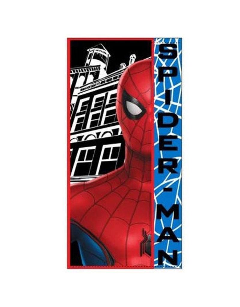 Marvel Spiderman Strandtuch Mikrofasertuch - 70 x 140 cm - 240gr / m2