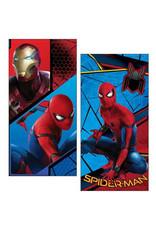 Marvel Spiderman Strandlaken Microfiber Handdoek - 70 x 140 cm - 240gr/ m2