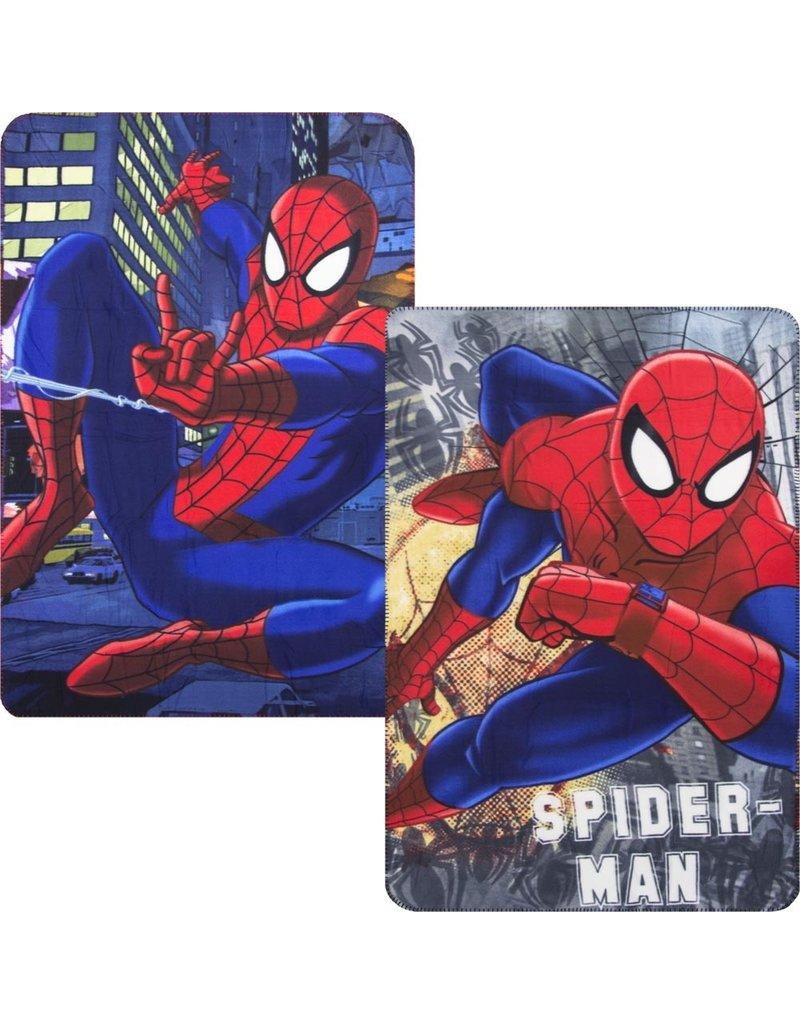 Marvel Spiderman Fleecedecke Fleecedecke - 150x100cm