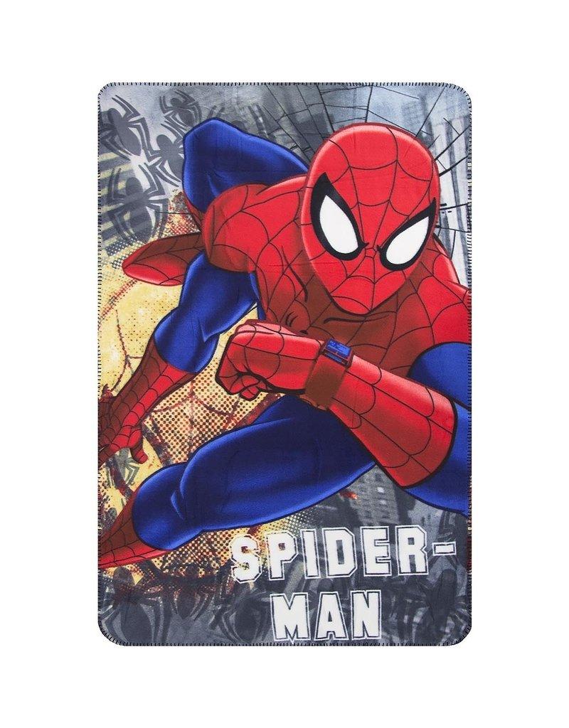Marvel Spiderman Fleece Deken Fleecedeken Blanket - 150x100cm