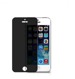 Gadget Dojo Premium Tempered Glass 9H Privacy Screenprotector iPhone SE / 5S / 5