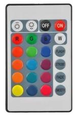 Gadget Dojo LED auto interieur verlichting RGB + Afstandbediening - Binnenverlichting