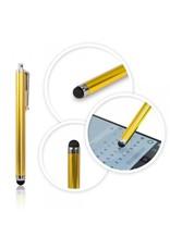 Gadget Dojo Gouden Stylus Pen voor Smartphones en Tablets