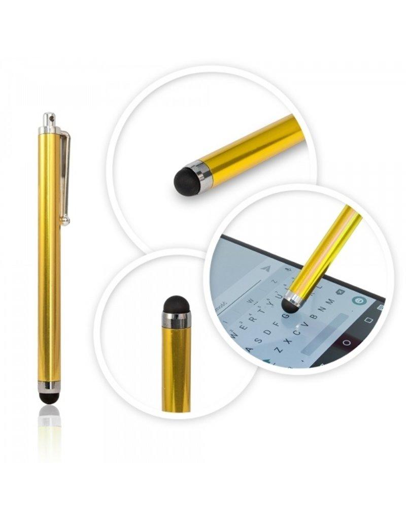 Gadget Dojo Gold Stift Stylus  fuer Smartphones und Tablets