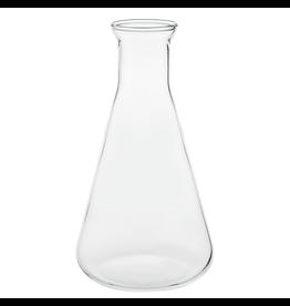 """Gadget Dojo Wasserkaraffe / Glastischflasche """"Erlenmeyer"""""""