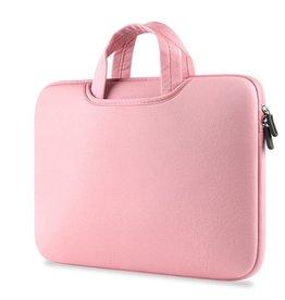 Gadget Dojo Airbag MacBook 2-in-1 Huelle / Tasche fuer MacBook Pro 15 Zoll - Rosa