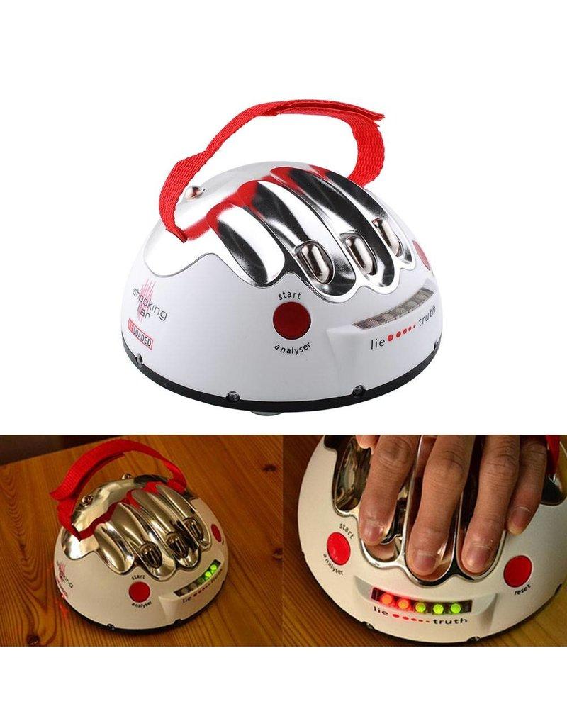 Gadget Dojo Leugendetector Elektrische Schok / Polygraaf Party Game