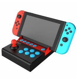 Arcade Joystick für Nintendo Switch - Fight Stick Controller Spiel Rocker Ipega PG-9136