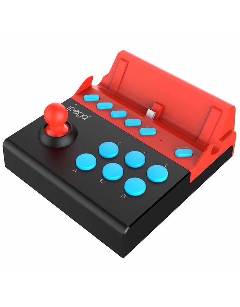 Arcade Joystick voor Nintendo Switch - Fight Stick Controller Game Rocker Ipega PG-9136