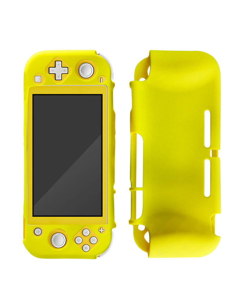 Silicone Case Cover for Nintendo Switch Lite - Beschermhoes