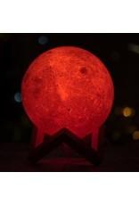 3D Moon Lamp - 16 Farben - Kinderlampe - Tischlampe