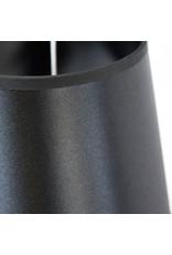 Gadget Dojo Tischlampe Dienstwaffe Deutsche Polizei 9mm Pistolenlampe Schwarz