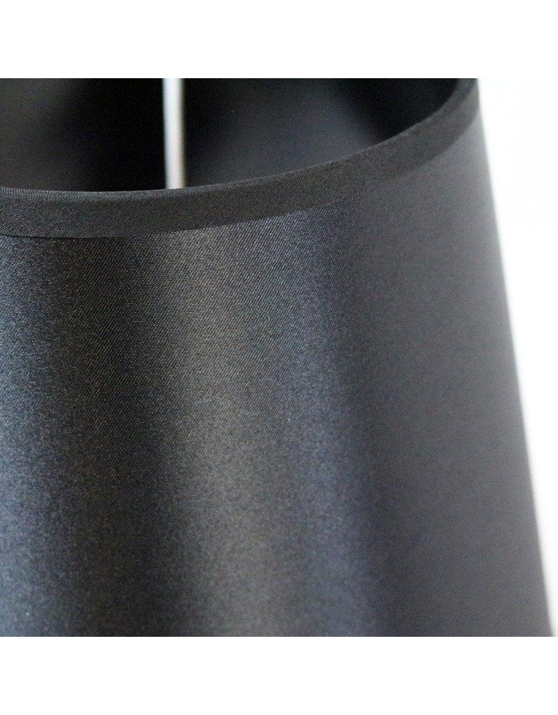 Gadget Dojo 9mm Pistole Tischlampe Licht schwarz