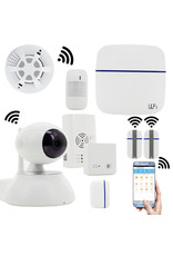 Smart Home Alarmsysteem VCare Alarm Beveiligingssysteem WiFi & GSM