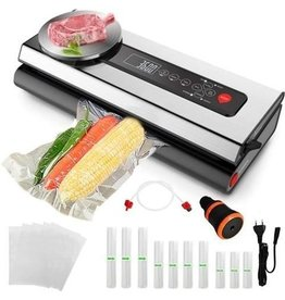 Vakuummaschine mit Waage Food Foodsaver Kitchen Food Sealer