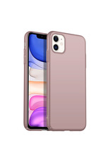 Back Case Cover iPhone 11 Hoesje Power Pink