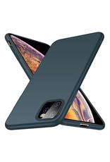 Rückseite Hülle Abdeckung iPhone 11 Pro Max Hülle Green Forest