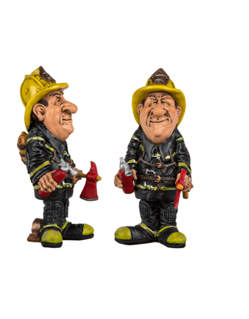 Out of the Blue Funny figures - brandweerman