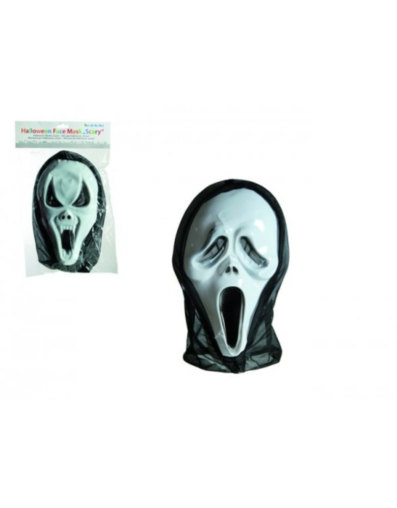 Out of the Blue Halloween-Maske (2 Versionen)