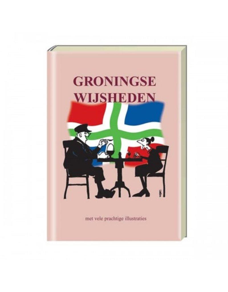 Lantaarn Boekje Groningse wijsheden