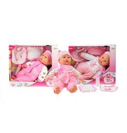 Toi-Toys Babypop met accessoires