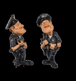 Out of the Blue Lustige Figuren - Polizei