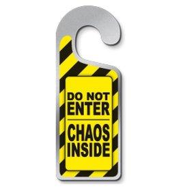 Miko Deurhanger Do not enter chaos inside