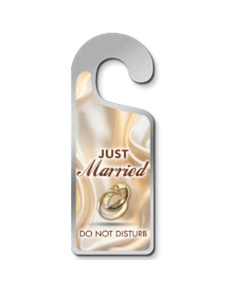 Miko Deurhanger Just married- do not disturb
