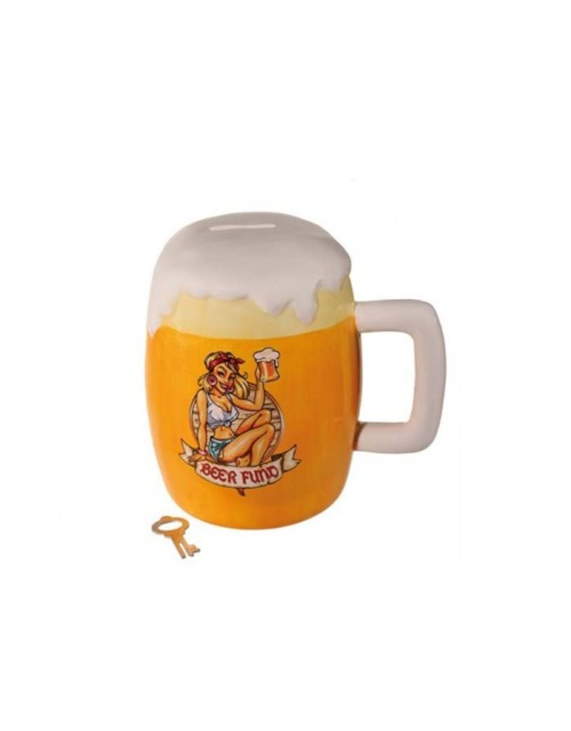 Out of the Blue Moneybox Bier Fonds