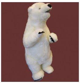 White label Staande ijsbeer