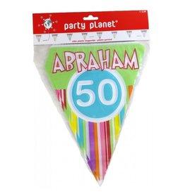Party Planet Vlaggenlijn Abraham