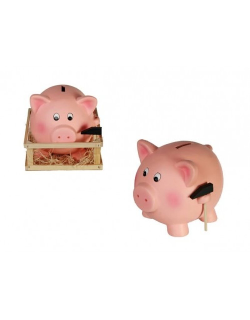 Out of the Blue Jumbo Piggy Bank mit Hammer