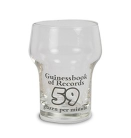 Miko Mini bierglas Guinessbook of records
