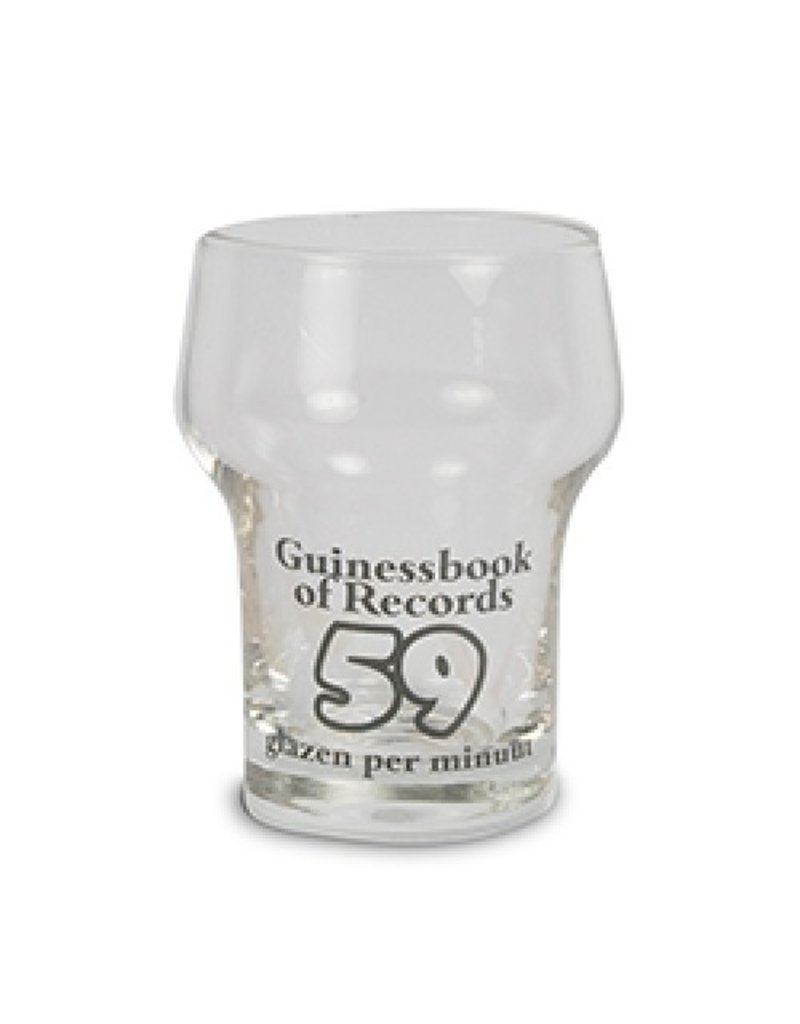 Miko Mini bierglas Guinessbook of records