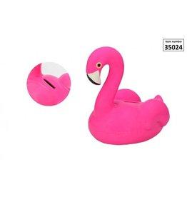 Toi-Toys Spaarpot Flamingo