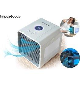 Freezy Cube - Mini Luchtkoeler / Ventilator met LED lichtjes