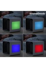 Freezy Cube - Mini-Luftkühler / Lüfter mit LED-Leuchten
