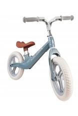 Vintage Style Balance Bike Blau - Leichtes Retro-Design