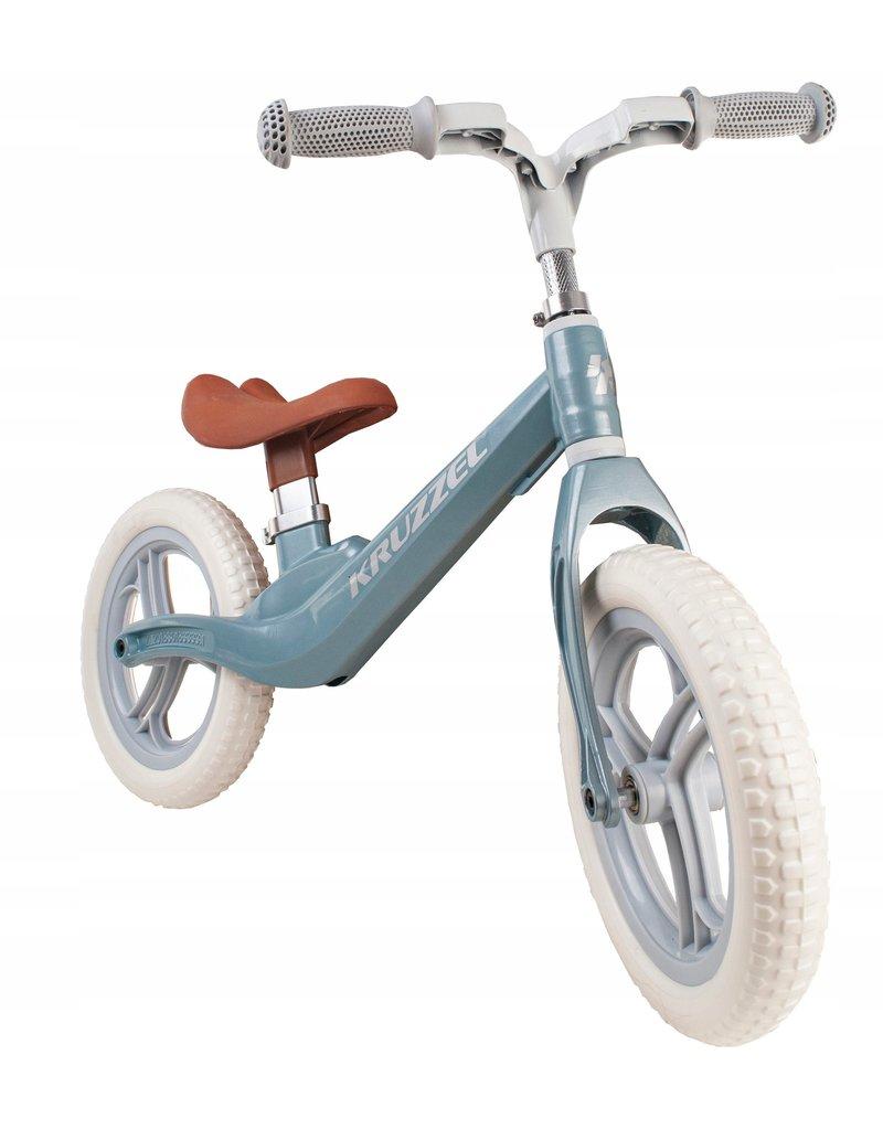Vintage Style Loopfiets Blauw - Lichtgewicht Retro design