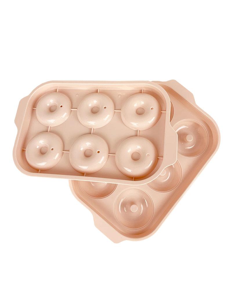 Donuts Eiswürfel Form