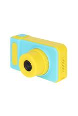 Kids Digitale Foto Camera 3MP / Videocamera 1080P - Draagkoord - Blauw
