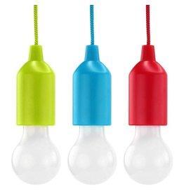 LED Licht Trekkoord Lamp Lichtbulb - LED Peertje