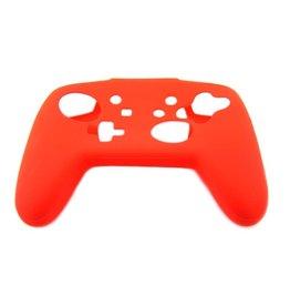 Silikonschutzhaut für Nintendo Switch Pro Controller - Rot