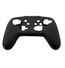 Silikonschutzhaut für Nintendo Switch Pro Controller - Schwarz
